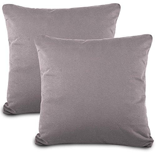 aqua-textil Classic Line Side Sleeper Pillow Cover