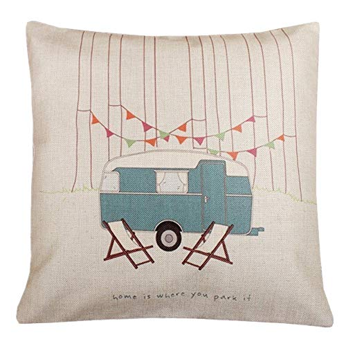 Giftme Sofa Waist 45 Cm X 45 Cm Throw Linen Cushion Cover Home Decor Check Decor Burgundy Linen Hand Made
